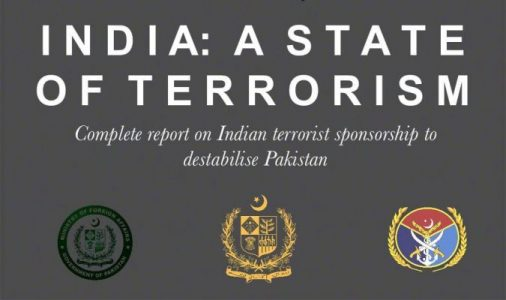 INDIA: A STATE OF TERRORISM
