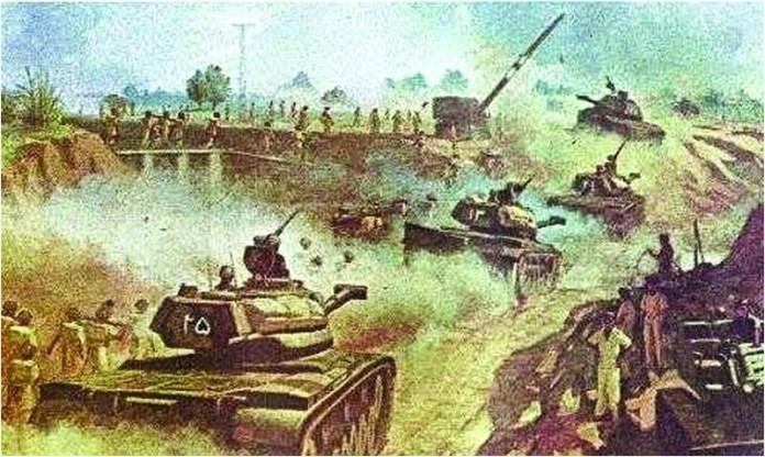 Battle of Chawinda & Heroics of 25th Cavalry