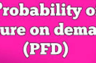 What is Probability of Failure on Demandin instrumentation