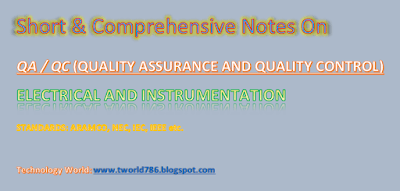 Aramco Standard Electrical and Instrument
