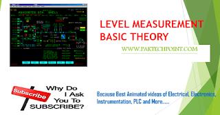 LEVEL MEASUREMENT BASICS THEORY