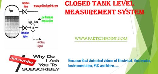 closed tank level measurement