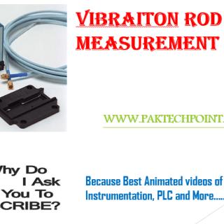 Vibraiton Rod Drop