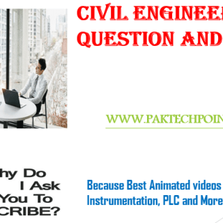 civil engineering question and answers