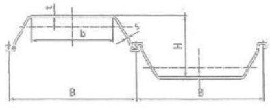 material description sheet