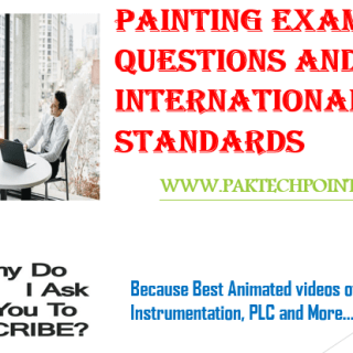 PAINTING EXAMINATION QUESTIONS