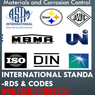 Materials and Corrosion Control