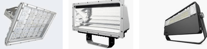 Area Floodlighting and Building Exterior Lighting
