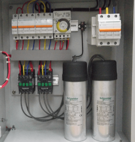 Power Factor Correction Capacitor Banks Paktechpoint