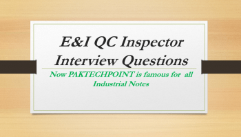 qa qc electrical engineer duties, electrical qc inspector course, qa qc inspector e&i