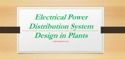 Electrical Power Distribution System Design, Electrical Load Classification, Power System Grounding Requirements, Automatic Transfer Switch, Energy Metering