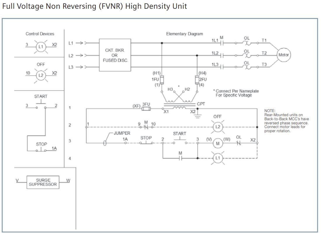 Motor Control Center Design Guide 600v  U2013 Paktechpoint