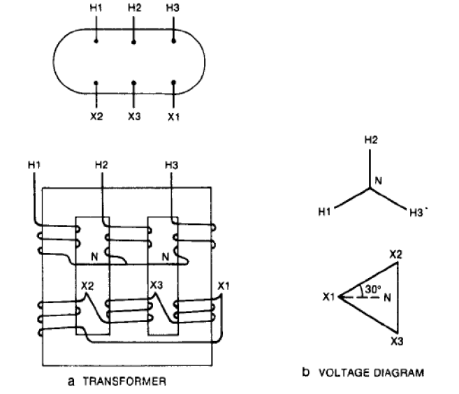 International Conventions of Paralleling Mismatched Transformers
