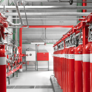 Fire Suppression Systems | CO2 Extinguishing Systems
