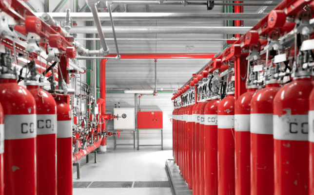 Fire Suppression Systems |CO2Extinguishing Systems