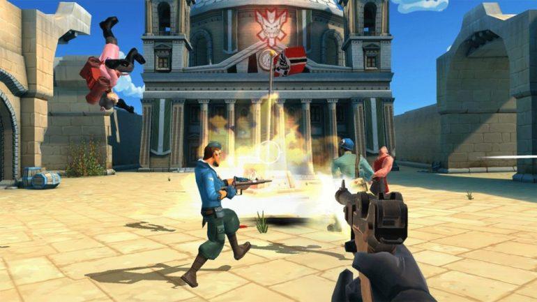Hasil gambar untuk Blitz Brigade Online Multiplayer