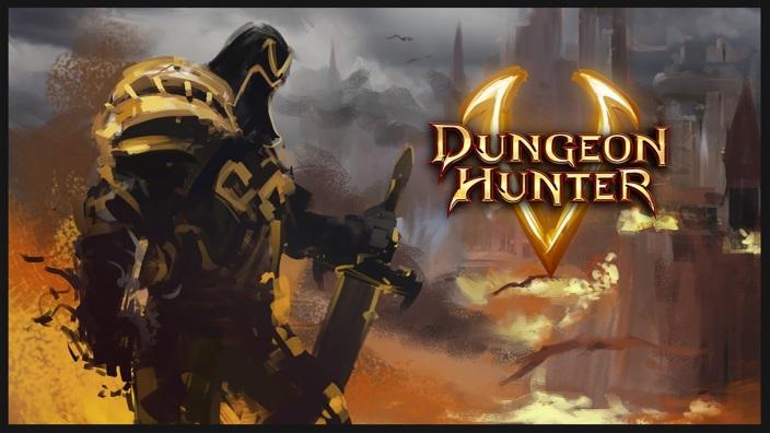 Hasil gambar untuk Dungeon Hunter 5 – Action RPG