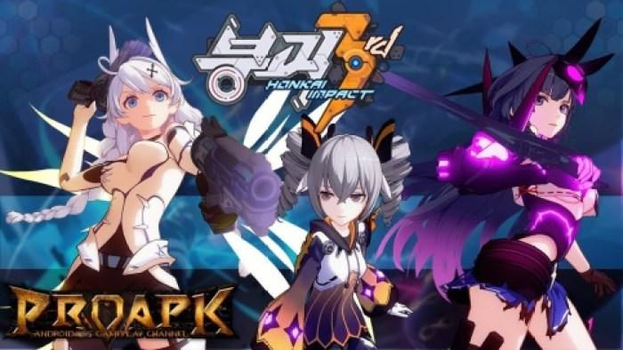 Hasil gambar untuk Honkai Impact 3