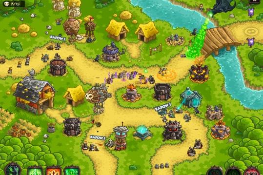 Hasil gambar untuk kingdom rush
