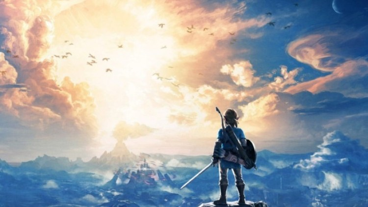 Hasil gambar untuk The Legend of Zelda: Breath of the Wild