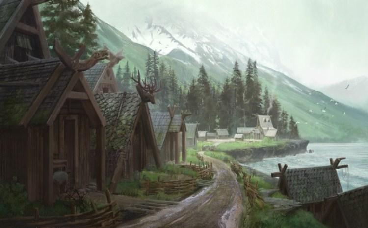 Hasil gambar untuk Viking Village