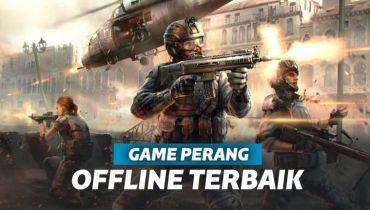 game offline perang terbaru