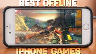 game offline iphone terbaru