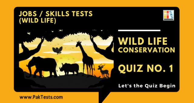 jobs-skills-tests-wild-life-conservation-quiz-1