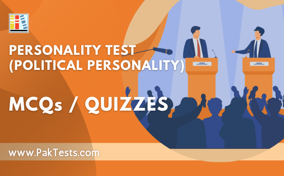 personality tests political personality