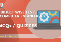 Subject Wise Quizzes (Computer Engineering)