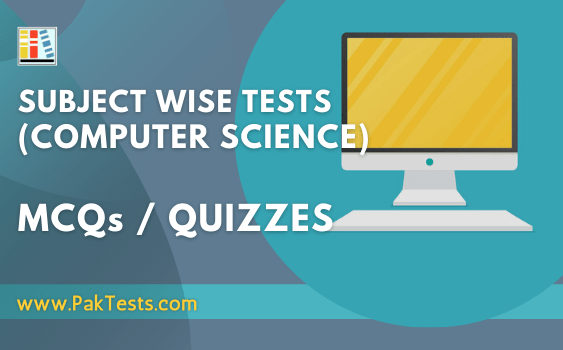 subject wise tests computer science