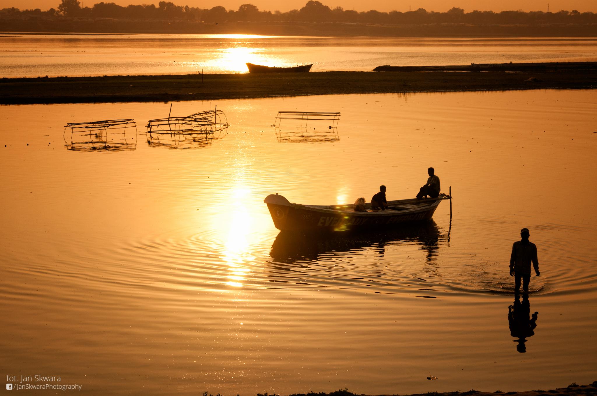 Rzeka Ganges – Najświętsza rzeka w kulturze i życiu Indii – część 1