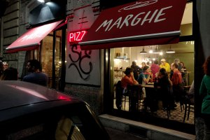 Marghe ravintola via Plinio