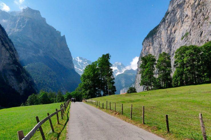 Lauterbrunnen, Sveitsi