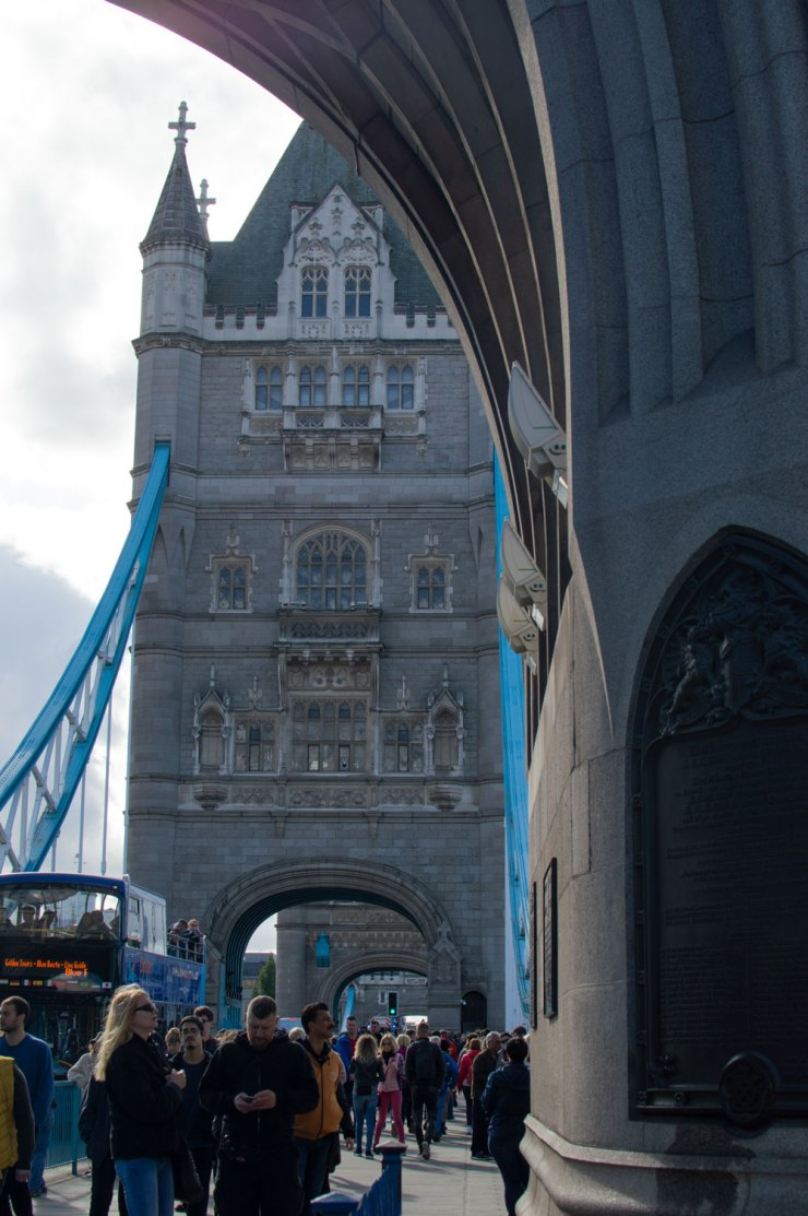 Lontoon Tower Bridge