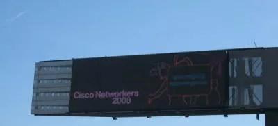 Cisco Networkers 2008 en Barcelona