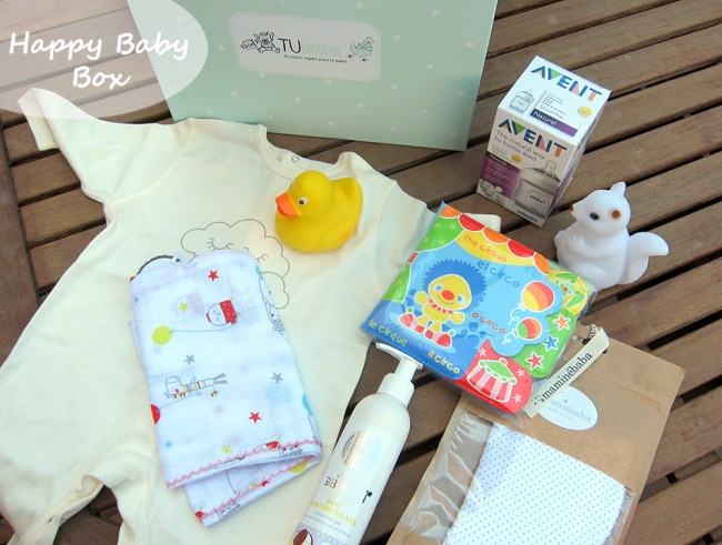 HappyBabyBox