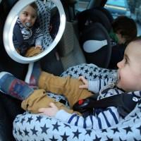 5 gadgets útiles para viajar en coche con niños