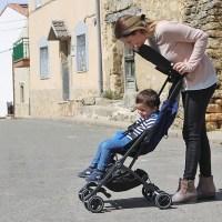 Probamos la silla de paseo más ligera y con el plegado más compacto + SORTEO