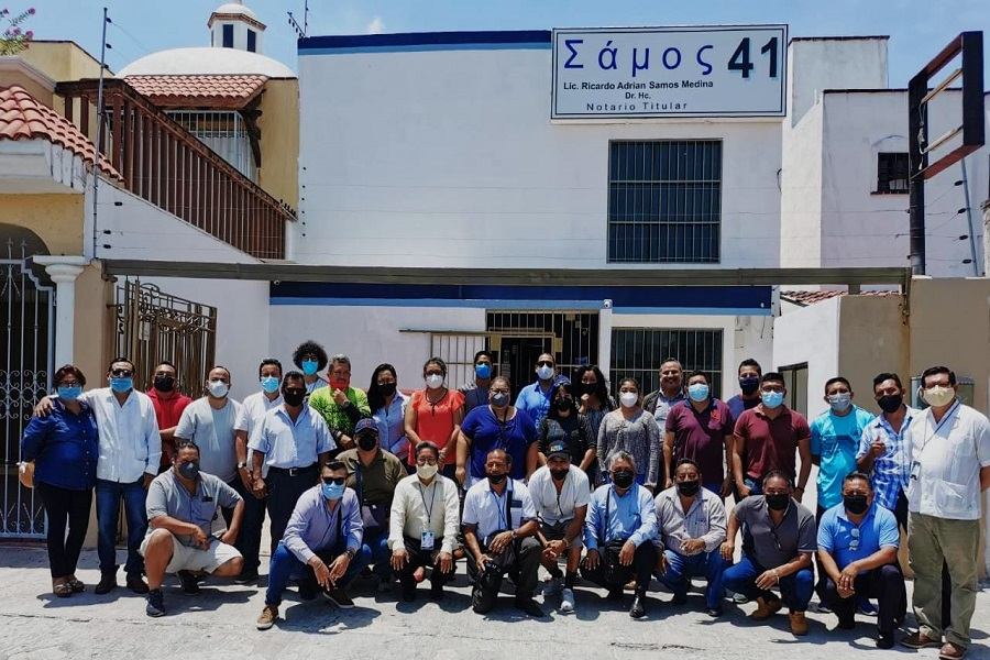 DIGNIFCAR AL GREMIO: Nace la unión de periodistas y medios digitales de  Quintana Roo – Palabra Digital Cancún
