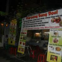 """""""WAROENG BANG DOEL"""" Cafe dengan Atmosfir Palabuhanratu"""