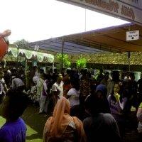 11 Ribu warga Desa Cidadap Pilih Kades Baru