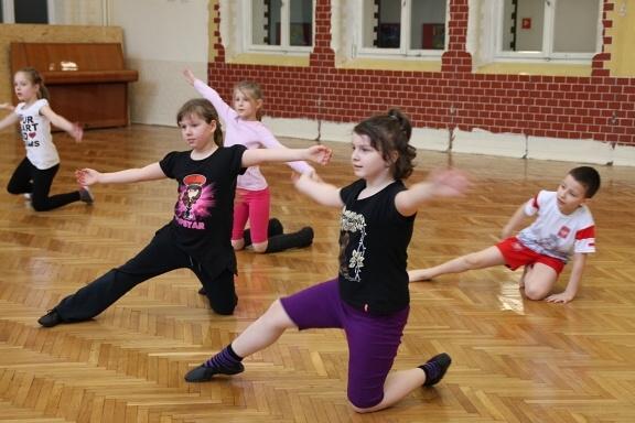 Grupa I- taniec 08
