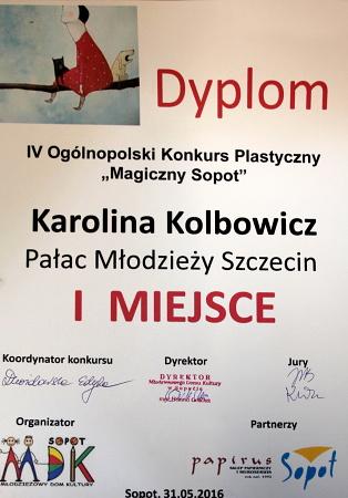 Kolbowicz Karolina