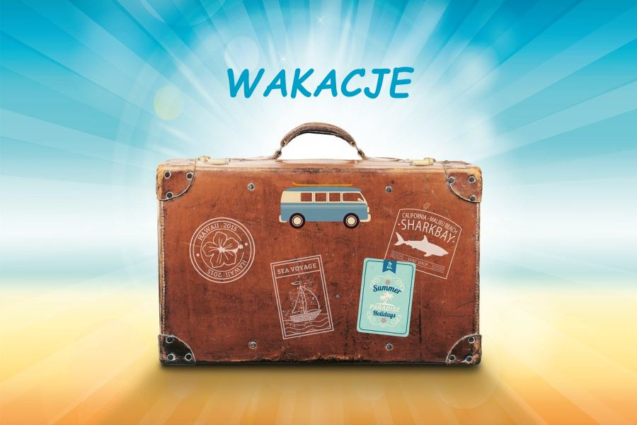 wakacyjna walizka