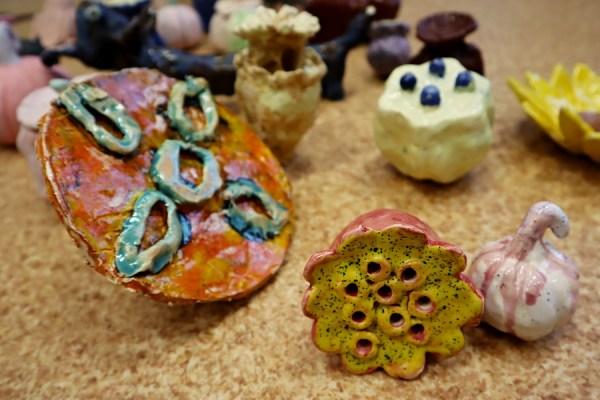 prace ceramiczne nastole