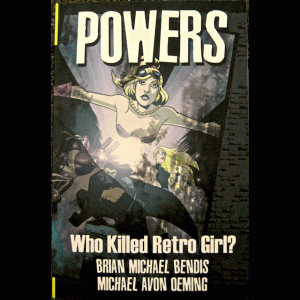 Powers TPB1 Cover