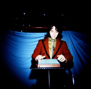Daedelus and his magic box thing