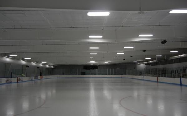 Ice Arena, Mitchell