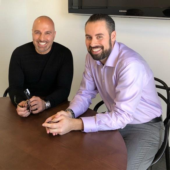 Ramsin Khachi and Luke Dalinda